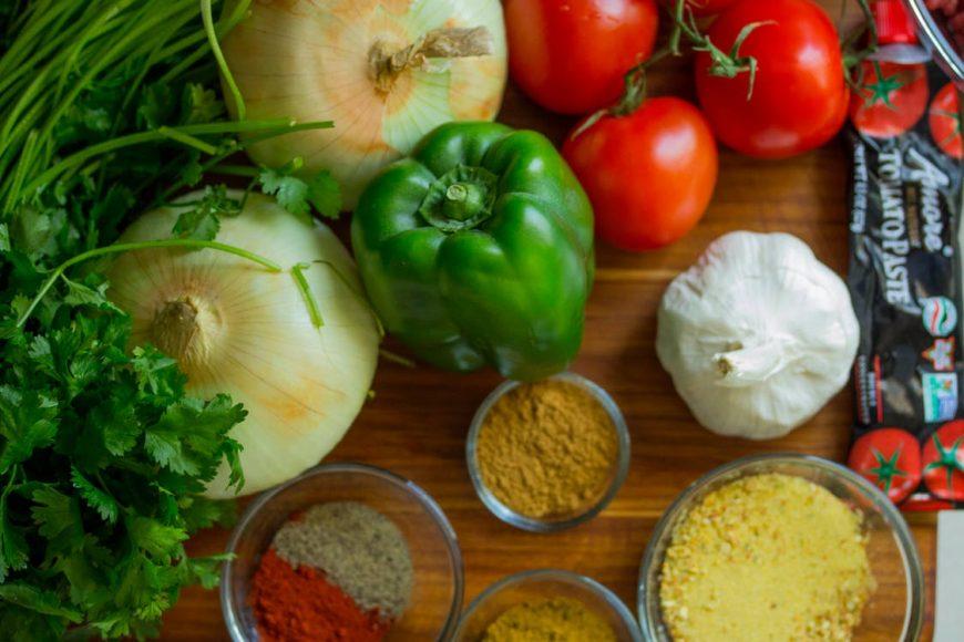 zdrava hrana kandida
